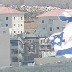 ISRAEL CLAIMS WEST BANK LAND