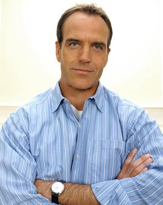 Richard Burgi as Dr. Ben Kramer FOX's Point Pleasant