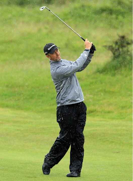 Irish Open - Day Three