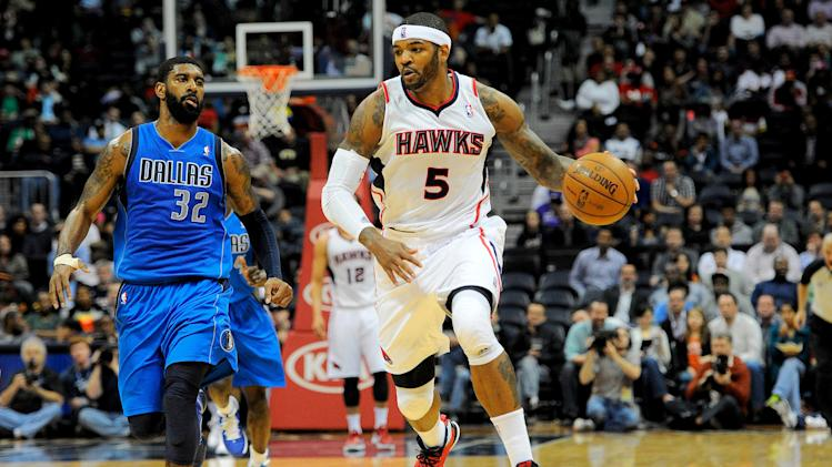 NBA: Dallas Mavericks at Atlanta Hawks