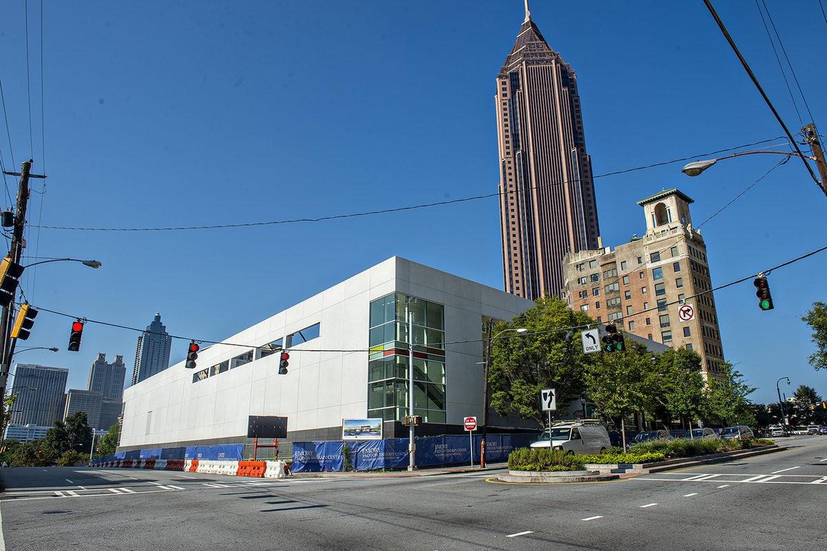 There Went That Block : Photos: Closer Look at Midtown's Controversial Proton Place