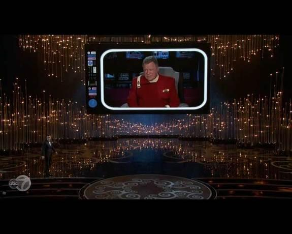 'Star Trek' Beams Into Oscar Night