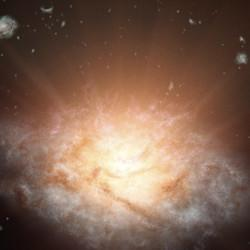 NASA Discovers Brightest Galaxy In The Universe Yet