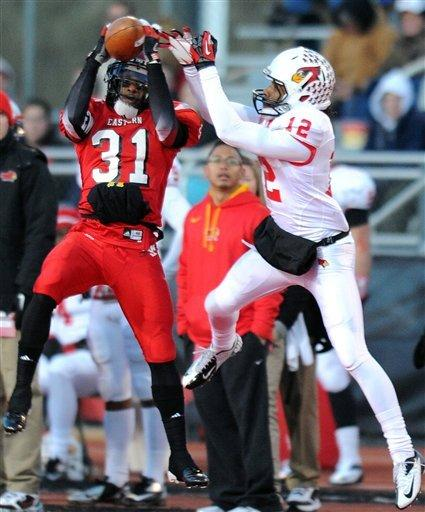 E. Wash. beats Illinois St. 51-35 in FCS playoffs