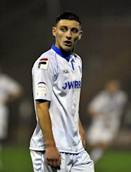 Jake Cassidy netted for Tranmere before they were held to a draw