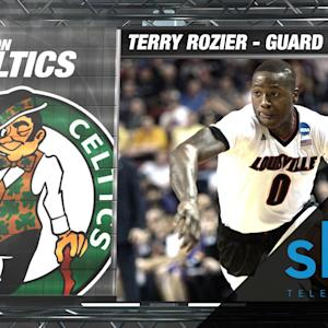 Celtics Select Louisville's Terry Rozier | NBA Draft Hype Video