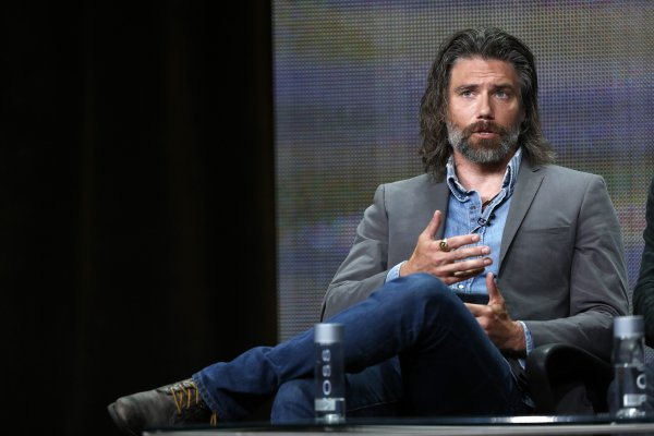Anson mount movies and tv shows / Once upon a time season 5