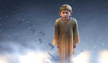 Lonely Boy ( Peter Scolari ) in Warner Bros. The Polar Express