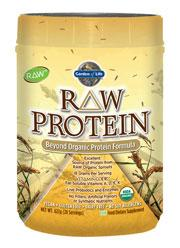 Raw Protein Powder