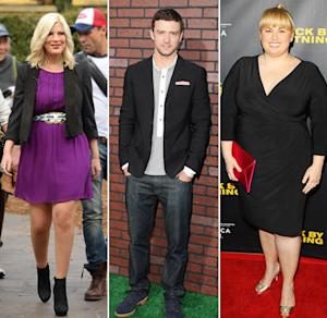 Tori Spelling, Justin Timberlake and Rebel Wilson Reveal Easter Plans on Twitter