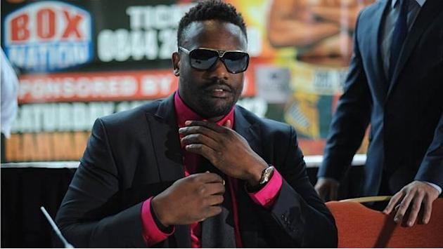Boxing - Chisora sends open letter to undefeated Wilder