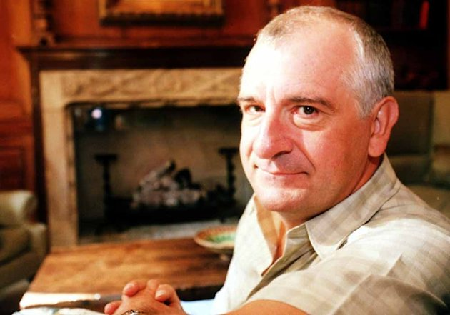 The late, great Douglas Adams