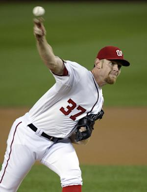 Strasburg agrees to 1-year deal with Nationals