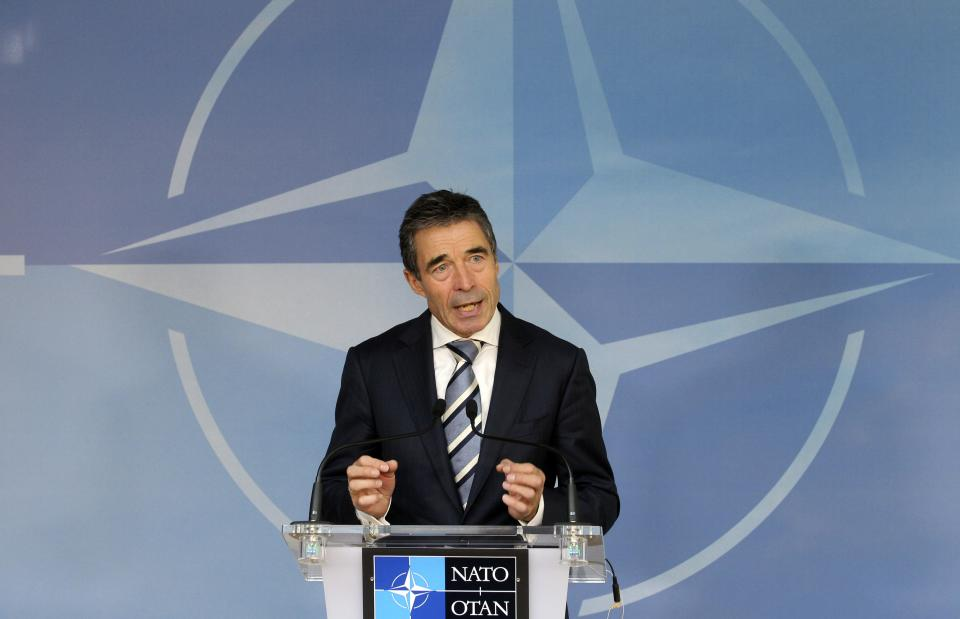 NATO chief urges countries to halt defense cuts