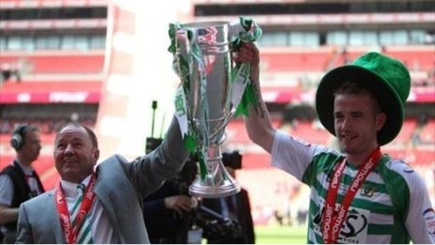 Championship - Johnson's Yeovil dream comes true