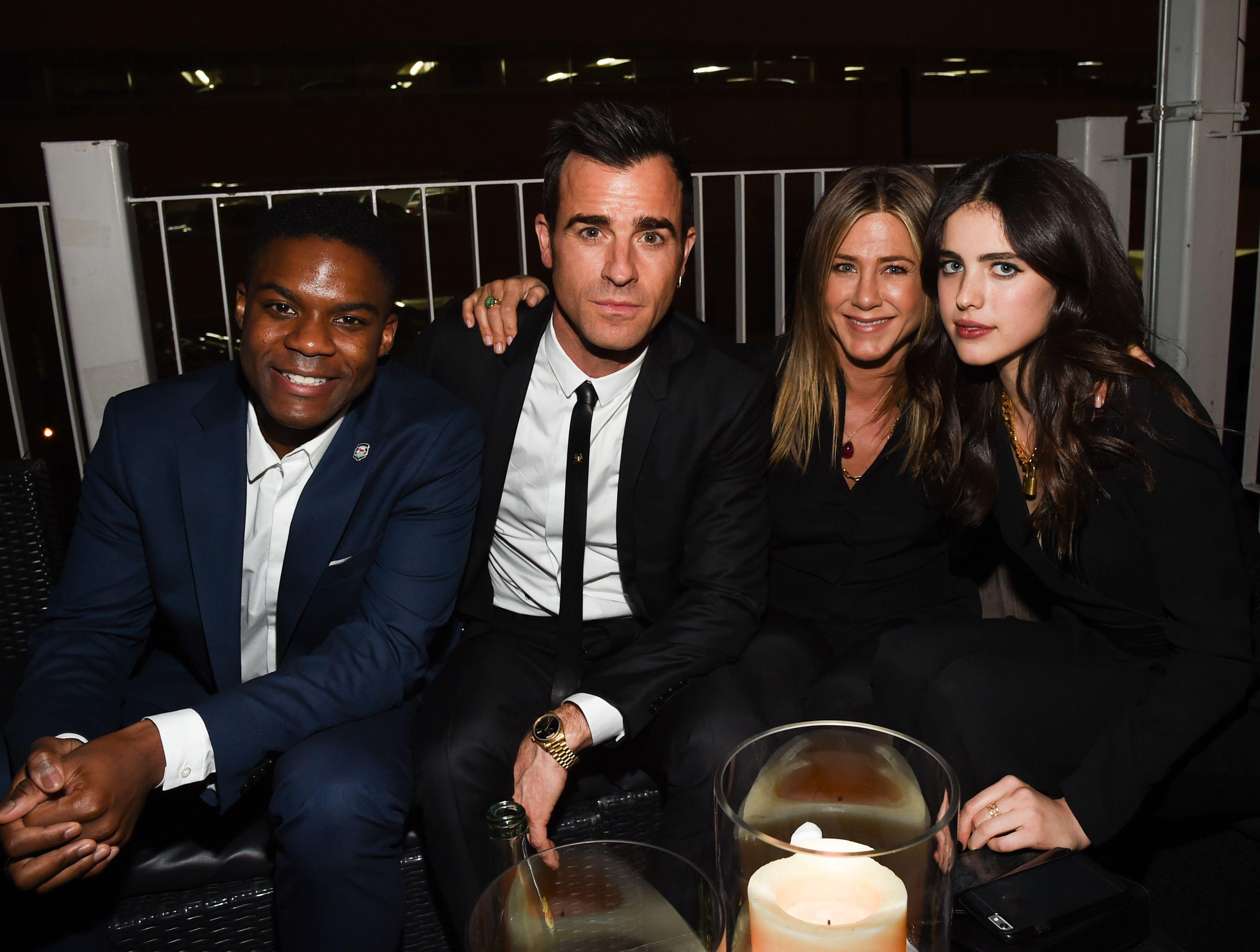 Justin Theroux, Jennifer Aniston Celebrate Season 2 of 'The Leftovers' at Austin Premiere