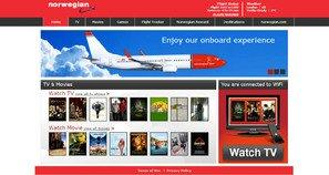 Row 44 Completes Installation Of In-Flight Entertainment Solution On 60 Of Norwegian Air Shuttle's Boeing 737-800 Aircraft