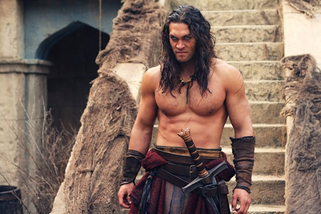 Breakout Stars of 2011 Conan the Barbarian Jason Momoa