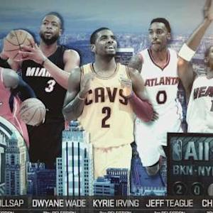 Inside The NBA: Eastern Reserves Announcement