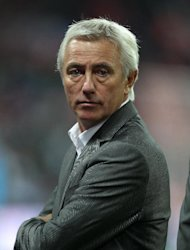 Bert Van Marwijk knows Holland have to beat Germany to stand any chance of progressing