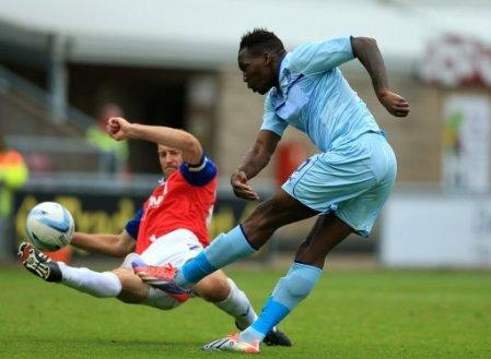 Soccer - Sky Bet League 1 - Coventry City v Gillingham - Sixfields Stadium