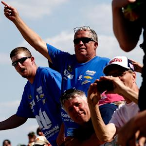 Weekend Top Five: Talladega