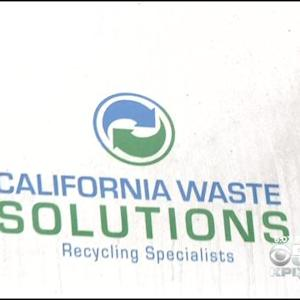 Local Firm To Take Over Oakland Trash Pickup