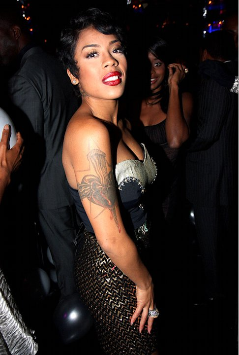 Cole Keyshia Diddy Bday
