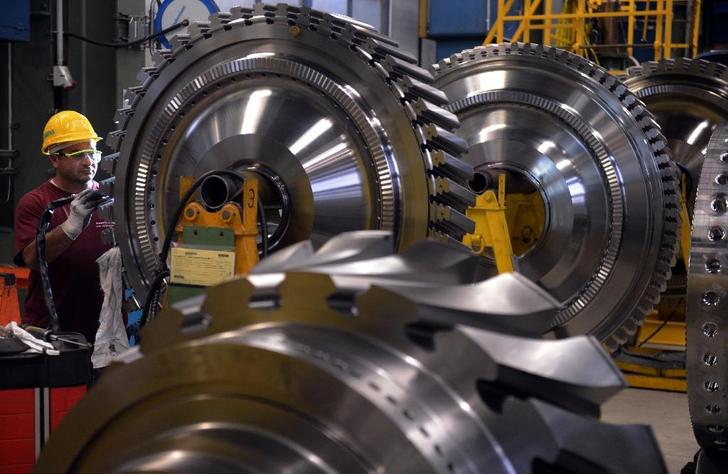 Concern as German industrial output stutters