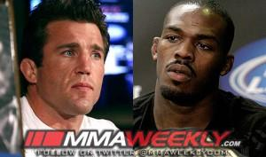 UFC Jones vs. Sonnen Targeted for New Jersey