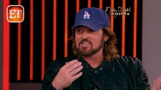 Billy Ray on Miley: I Should've Twerked at CMAs