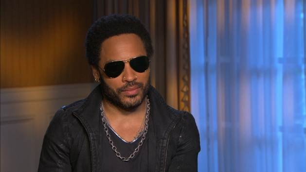 Lenny Kravitz Talks Playing Katniss Everdeen's Stylist In 'The Hunger Games'  -- Access Hollywood