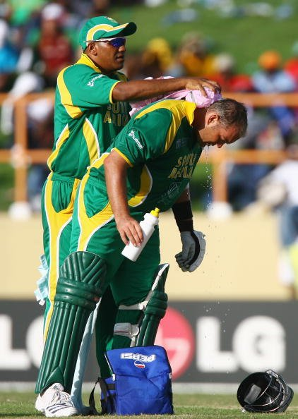 ICC Cricket World Cup Super Eights - South Africa v Sri Lanka