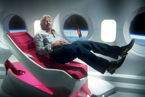 Mark Burnett, Richard Branson Want to Send You Into Space for NBC Reality Show