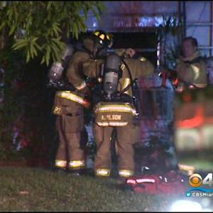 Fire Claims Life Of Woman On Miami Beach