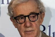 U.S. director Woody Allen is seen in this file photo taken in Paris August 27, 2013. REUTERS/Charles Platiau/Files