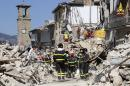 Italy earthquake death toll rises to 267