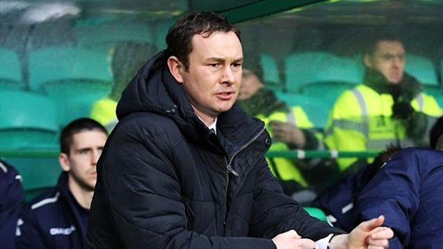 Derek Adams felt Ross County fully deserved the three points