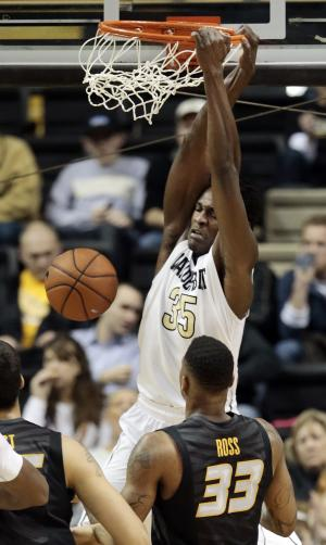 Odom scores 24 as Vanderbilt beats Missouri 78-75