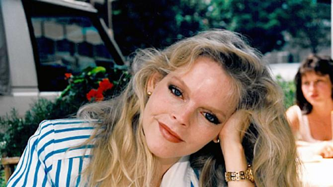 This undated photo provided by the Harvey Family shows former model and philanthropist Phyllis Harvey who died in 2011 at the age of 59. There is a complaint to the state medical board regarding her death, and a wrongful death lawsuit has been filed claiming Harvey's psychiatrist prescribed powerful doses of psychotropic drugs that allowed him to coax $490,000 in research funding from her and eventually killed her. (AP Photo/courtesy Harvey Family)