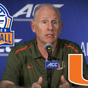 Miami Searching For Success With Diverse Roster | ACC Operation Basketball