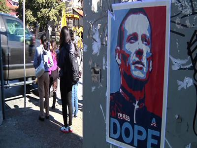 Cyclists: Armstrong Seemed 'Disingenuous'