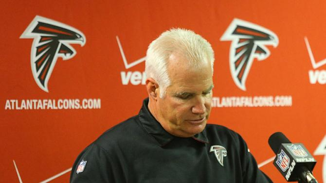 Falcons fire Mike Smith after 2nd straight losing season
