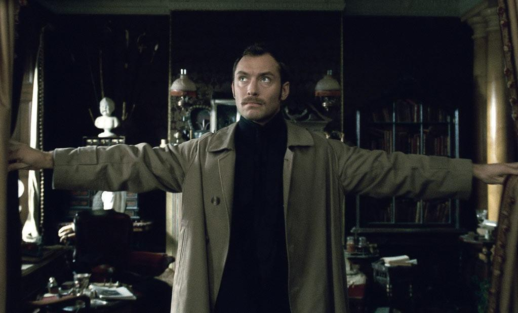 Jude Law Looks Back at 'The Talented Mr. Ripley,''Sherlock,' and More