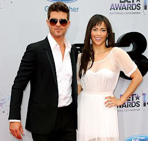 "Robin Thicke Slams ""Blurred Lines"" Criticism: ""I Can't Even Dignify That With a Response"""