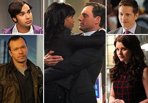 Ask Ausiello: Spoilers on Scandal, Bones, Big Bang, Grimm, Once, Spartacus and More!
