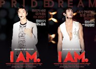 'I AM' A new poster featuring DBSK revealed