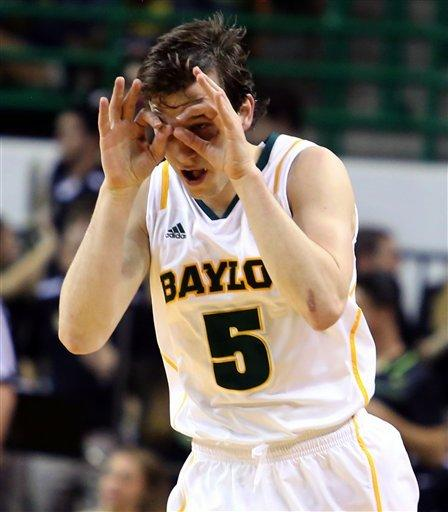 Heslip 3s pace Baylor, 112-66 over Long Beach St