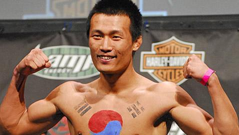 Korean Zombie Was Surprised to Get UFC 163 Title Shot, but Happy He Did
