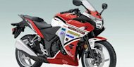 China Duplikasi Honda CBR250R?